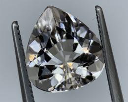 3.25 Cts Natural Brazil cut  Morganite Gemstone