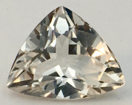 5.35 Ct Natural Topaz Excellent Cutting Top Luster From Pakistan. GTP 07