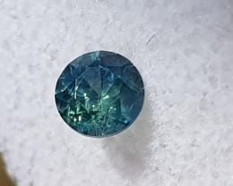 .61 ct Australian parti Sapphire