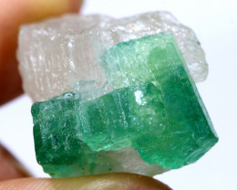 39.65 CTS  EMERALD ROUGH SPECIMEN  TBM-2261