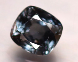 Spinel 2.17Ct Mogok Spinel Natural Burmese Titanium Blue Spinel D0108/A12