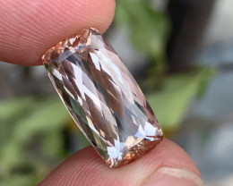 11.80 carats Natural imperial topaz Gemstone