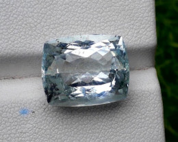 Aquamarine, 13.15  cts Top Color Natural Aquamarine from Pakistan