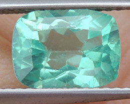 2.07cts Apatite,  Top Color Top Cut