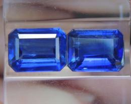 4.12cts Vivid Blue Kyanite