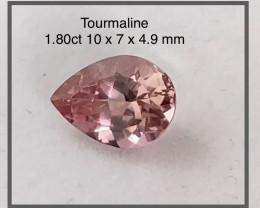 Pretty Luminous Pink Tourmaline