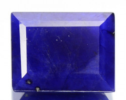 2.59 Cts Rare Fancy Royal Blue Sapphire Natural Gemstone