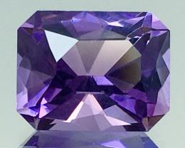 5.10 Ct Amethyst Amazing Cutting Top Quality Gemstone.ATF 22