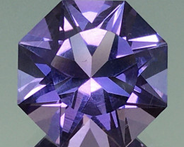 4.85 Ct Natural Amethyst Top Cutting Top Quality Gemstone.ATF 25