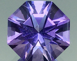 3.80 Ct Natural Amethyst Top Cutting Top Quality Gemstone.ATF 27
