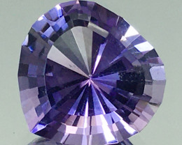 3.45 Ct Natural Amethyst Top Cutting Top Quality Gemstone.ATF 29