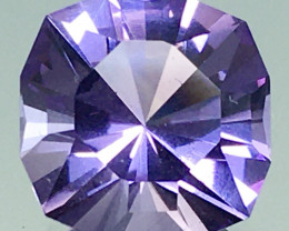 4.15 Ct Natural Amethyst Top Cutting Top Quality Gemstone.ATF 31