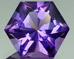 2.30 Ct Natural Amethyst Top Cutting Top Quality Gemstone.ATF 34