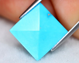 Turquoise 4.72Ct Natural Blue Color Sleeping Beauty Turquoise A2908