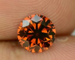 AIG~Cert~1.06 ct Orange Diamond~$7000.00