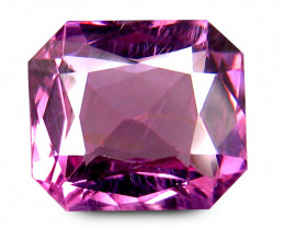 Cylon SPINEL 1.871 Cts Emerald Cut No reserve BGC464