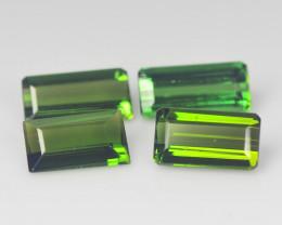 No REserve Tourmaline 2.78 Cts Green Modern Step Cut BGC583