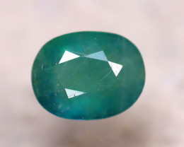 Grandidierite 1.21Ct Natural World Rare Gemstone D0302/B11
