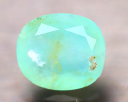 Paraiba Opal 1.47Ct Natural Peruvian Paraiba Color Opal D0304/A2
