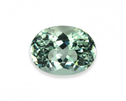 3.54 Cts Stunning Lustrous Natural Green Beryl