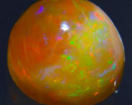 Cts.     3.05 Round cab     Ethiopian Opal      RFfacs199