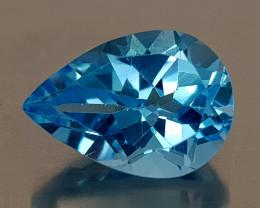 5CT BLUE TOPAZ BEST QUALITY GEMSTONE IIGC029