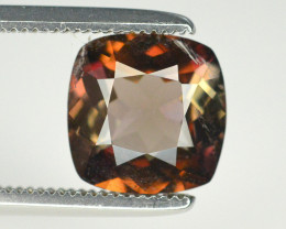 Axinite Rare 2.05 ct Axinite Multicolor Natural Axinite e. HM