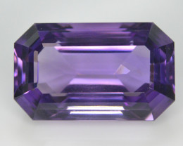 Quality Cutting 47.95 Ct Sparkling Color Natural Amethyst