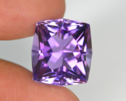Quality Cutting 24.50 Ct Sparkling Color Natural Amethyst