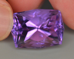 Quality Cutting 16.25 Ct Sparkling Color Natural Amethyst