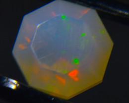 Cts.    2.00 faceted      Ethiopian Opal      RFfacs205