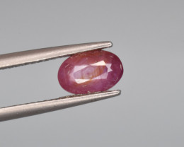 Natural Ruby 1.47 Cts from Guinea