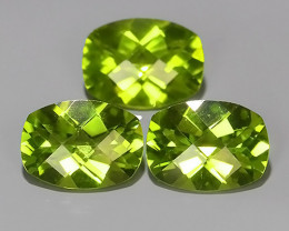 3.75 CTS~EXQUISITE NATURAL UNHEATED TOP GREEN COLOR PERIDOT GEM!!!