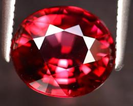Rhodolite 2.68Ct Natural VVS Red Rhodolite Garnet EF0427/A5