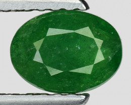 0.90 Crt Untreated Tsavorite Awesome Color ~ Africa TS19