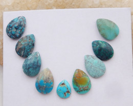 18cts Lucky Turquoise ,Handmade Gemstone ,Turquoise Cabochons ,Lucky Stone
