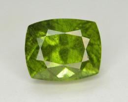 6.15 Ct Natural Beautiful Rutile Peridot Gemstone