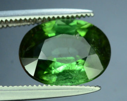 Top Quality 2.90 Ct Amazing Green Color Tourmaline