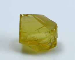 NR!!! 6.05 CTs Natural - Unheated Yellow Beryl Heliodor Rough