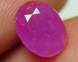 3.350CRT BEAUTY PINK RUBY COMPOSITE -