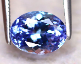 Tanzanite 2.53Ct Natural VVS Purplish Blue Tanzanite DR432/D4