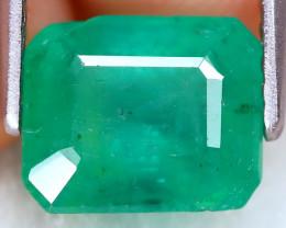 Zambian Emerald 2.27Ct Natural Green Color Zambian Emerald B0109
