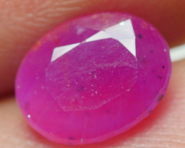 2.620 CRT BEAUTY PINK RUBY COMPOSITE -
