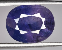5.05 CTS Perfect Kashmire Sapphire