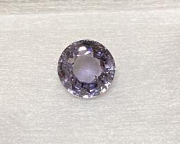 2.14ct natural VVS grey spinel