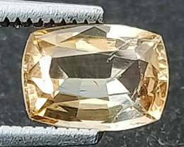 0.95 Ct Axinite World's Rarest Top Luster Gemstone From Pakistan. AX 31
