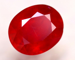 Ruby 7.07Ct Madagascar Blood Red Ruby D0509/A20
