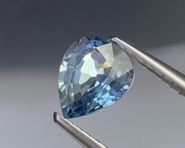 Certified AAA Grade Teal Blue Sapphire 0.94 Cts Fine Luster VVS
