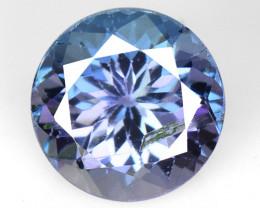 1.39 Cts Amazing rare Violet Blue Color Natural Tanzanite Gemstone