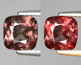 2.25 Cts Untreated Pink Color Natural Color Garnet Gemstone